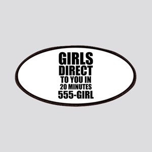 Girls Direct to You Patches
