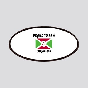 Proud To Be Burudian Patch