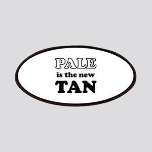 Pale is the new Tan Patches