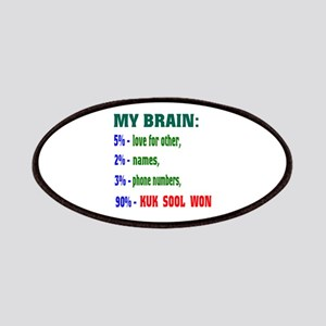 My Brain, 90% Kuk Sool Won Patch