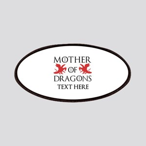 Mother Dragons Patches - CafePress
