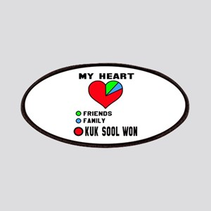 My Heart Friends, Family, Kuk Sool Won Patch