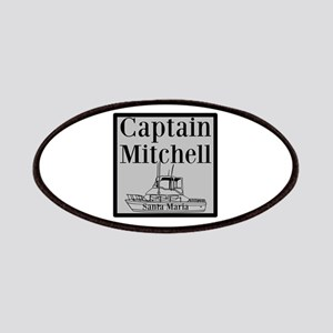 eae8262d8ca66 Boat Captain Patches - CafePress