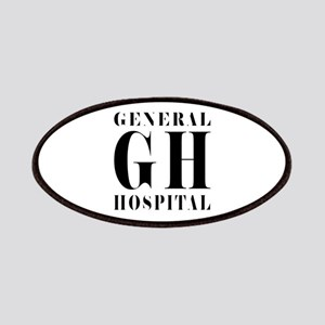 General Hospital Black Patches