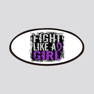 Licensed Fight Like a Girl 31.8 Chiari Patches