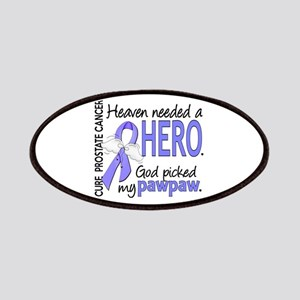 Prostate Cancer HeavenNeededHero1 Patch