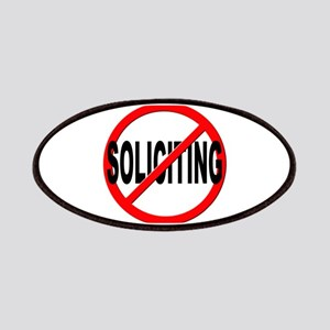 No Solicitation Patches