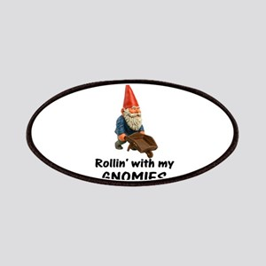 Rollin' With Gnomies Patches