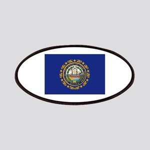 New Hampshire Flag Patches