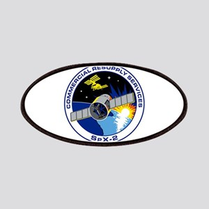 Spacex Logo Patches - CafePress