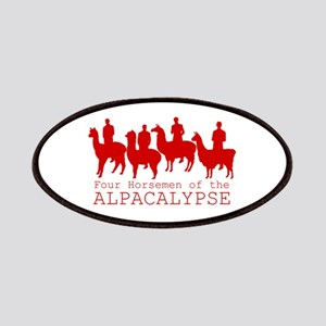 The Four Horsemen Patches - CafePress