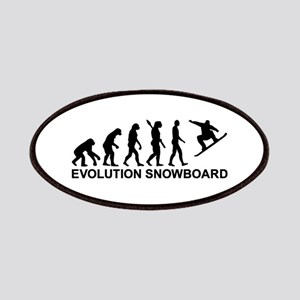 Evolution Snowboarding Snowboard Patches