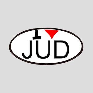 Judo Mom Patches - CafePress