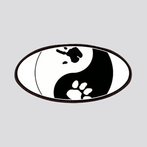 Big Cat Therian Ying Yang Patches