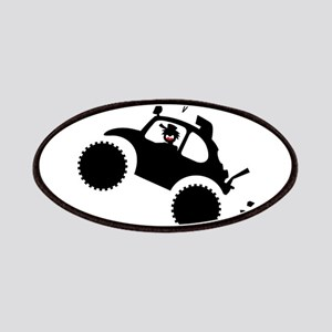 Stickman Baja Wheelie Kid's-T Patch
