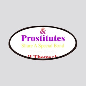 Politicians Prostitutes Mens Patch