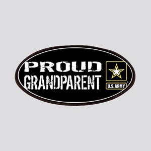 U.S. Army: Proud Grandparent (Black) Patch