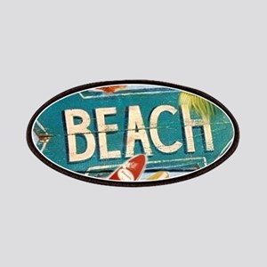Beach Bridal Shower Patches - CafePress