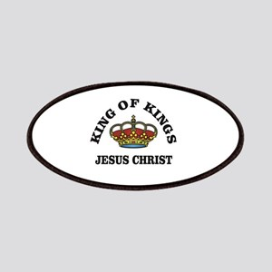 JC King of kings Patch