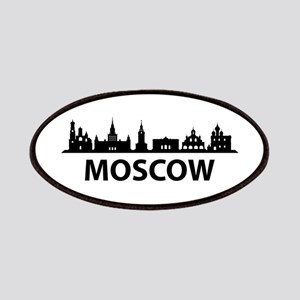 Moscow skyline Patch