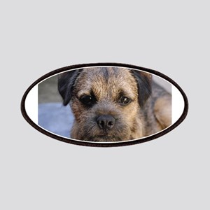 border terrier Patches