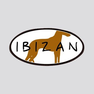 Ibizan Dog (brown) Patches