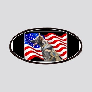 Military German Shepherd Patches - CafePress