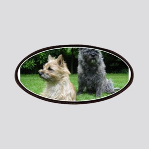 cairn terrier group Patch