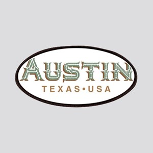Retro Austin Patch