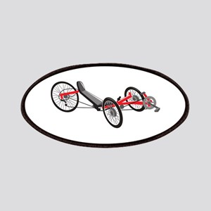 Recumbent Trike Patches - CafePress