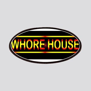 Whore House Sign Patch