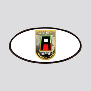 SSI - First Army Division West Patches