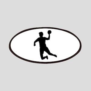 Handball player Patches