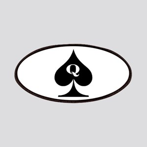 Queen of Spades Patches