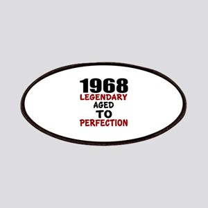 1968 Legendary Aged To Perfection Patch
