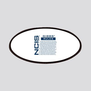 NCIS Gibbs' Rules Patches