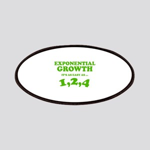 Exponential Growth Patches