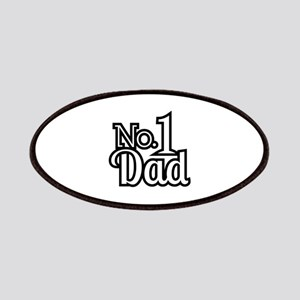 No.1 Dad Patches