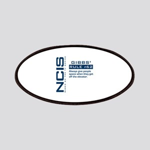 Gibbs' Rule #62 Patches