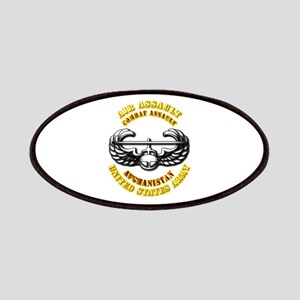 Emblem - Air Assault - Cbt Aslt - Afghanistan Patc