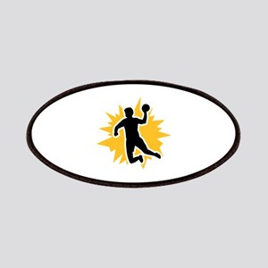 Dodgeball player Patches