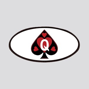 Queen Of Spades Loves Bbc-Red2 Patches