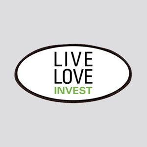 Live Love Invest Patches