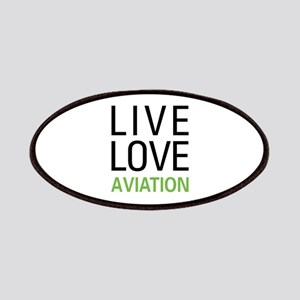 Live Love Aviation Patches