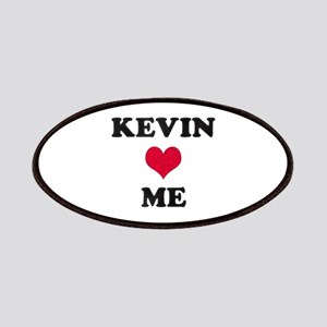 Kevin Loves Me Patch