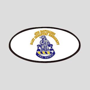 4th Battalion - 31st Infantry Regiment With Text P
