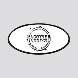 MacGyver Addict Stamp Patches