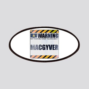 Warning: MacGyver Patches