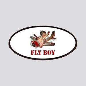 FLY BOY Patches