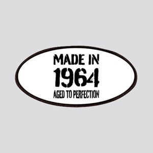 1964 Aged to perfection Patches